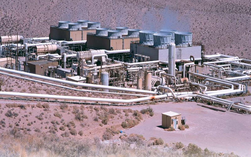 Coso Geothermal Complex